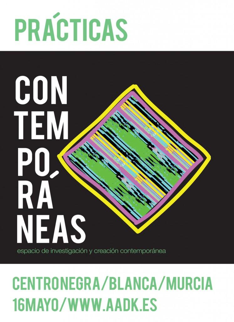 flyer contemporaneas