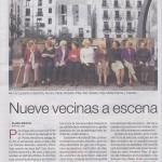 Artículo publicado en El Periódico de hooy__barrios_proyecto artístico comunitario del Antic Teatre
