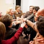 UN AÑO BAILANDO CON NUESTRAS YAYAS. Resumen de las actividades organizadas en 2014 dentro proyecto artístico comunitario del Antic Teatre con las vecinas del Casc Antic (Versión CAS)