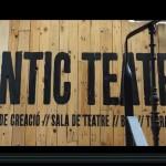 vídeo reportaje sobre ANTIC TEATRE AL GREC 2015!!!