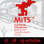 Mits' 16 Festival de videodansa i transformació social