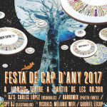 31/12 FIESTA DE CAP D'ANY 2017 EN ANTIC TEATRE