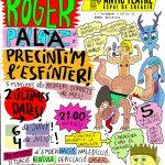 6/06 i 4/07 - últimes dates - Precinti'm l'esfínter de Roger Pelàez