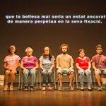 Imatges de LA BELLESA al Antic Teatre / Festival Grec 2017