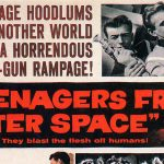 20/11 Antic Cine: Adolescentes del espacio exterior, Tom Gneff, 1959