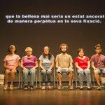 7-9/12 Proyecto artístico comunitario del Antic Teatrecon las vecinas del Casc Antic - LA BELLEZA