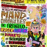 1/09 ¡Empezamos la temporada con Mandonguilles de frenillo de Roger Pelàez!