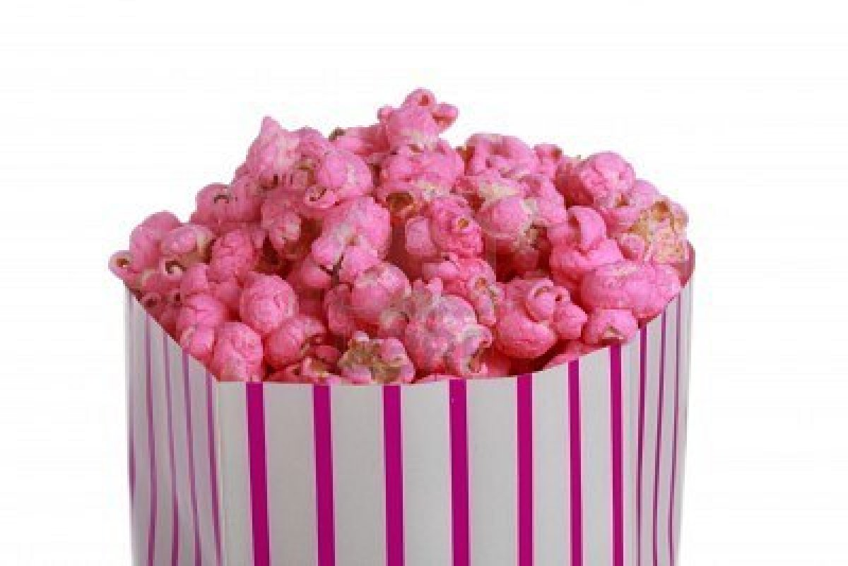 Displaying 17 gt images for pink popcorn bags