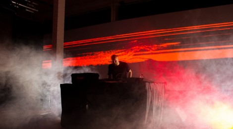 MIRA Festival Barcelona: cutting-edge electronica plus brilliant inmersive audiovisual arts.