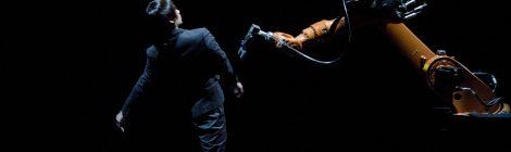 De robot a dueto: una coreografía evolutiva con Huang Yi y Kuka en el Festival Cervantino