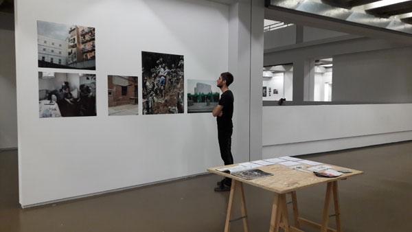 Joan Calvet Casajuana, Ça a été, exposition Collective de Photographes, du 4 au 12 décembre à l'espace Vanderborght, Bruxelles.
