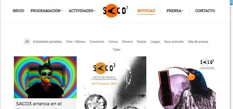 El Agitador Vórtex en Semana SACO Oviedo