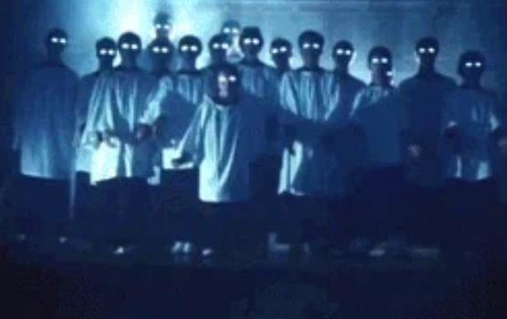 el coro amateur del MACBA