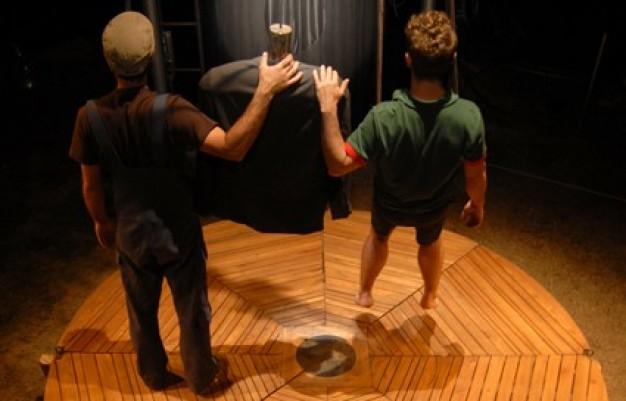 Circo teatro moderno