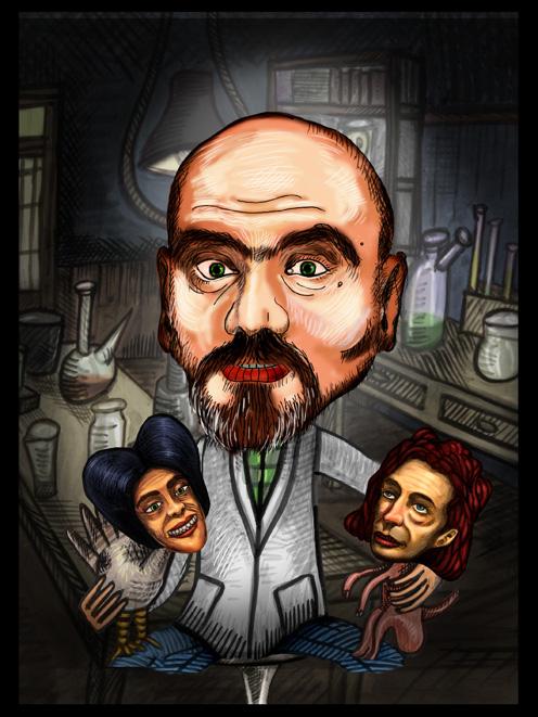 PSEUDO COTRONE Marcel·li Antúnez