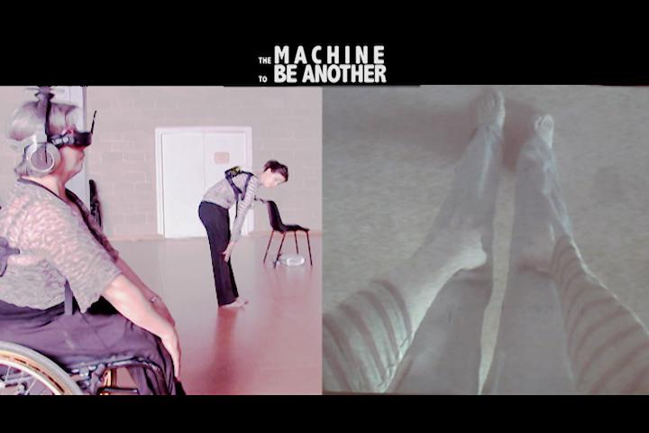 investigación artistica de Be Another Lab, con Cristina Roca y Victoria Alés