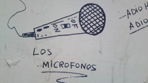 los microfonos1