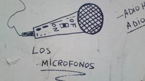 los microfonos1