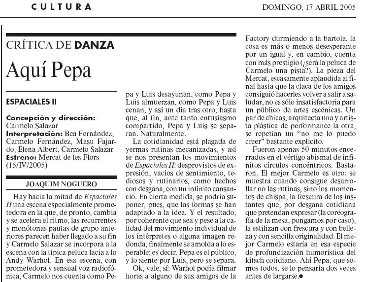 Aquí Pepa