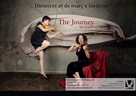the journey al teatre de la Vilella