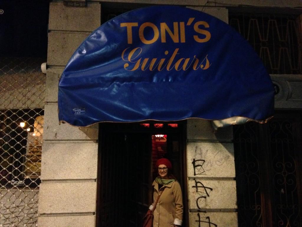 toni's