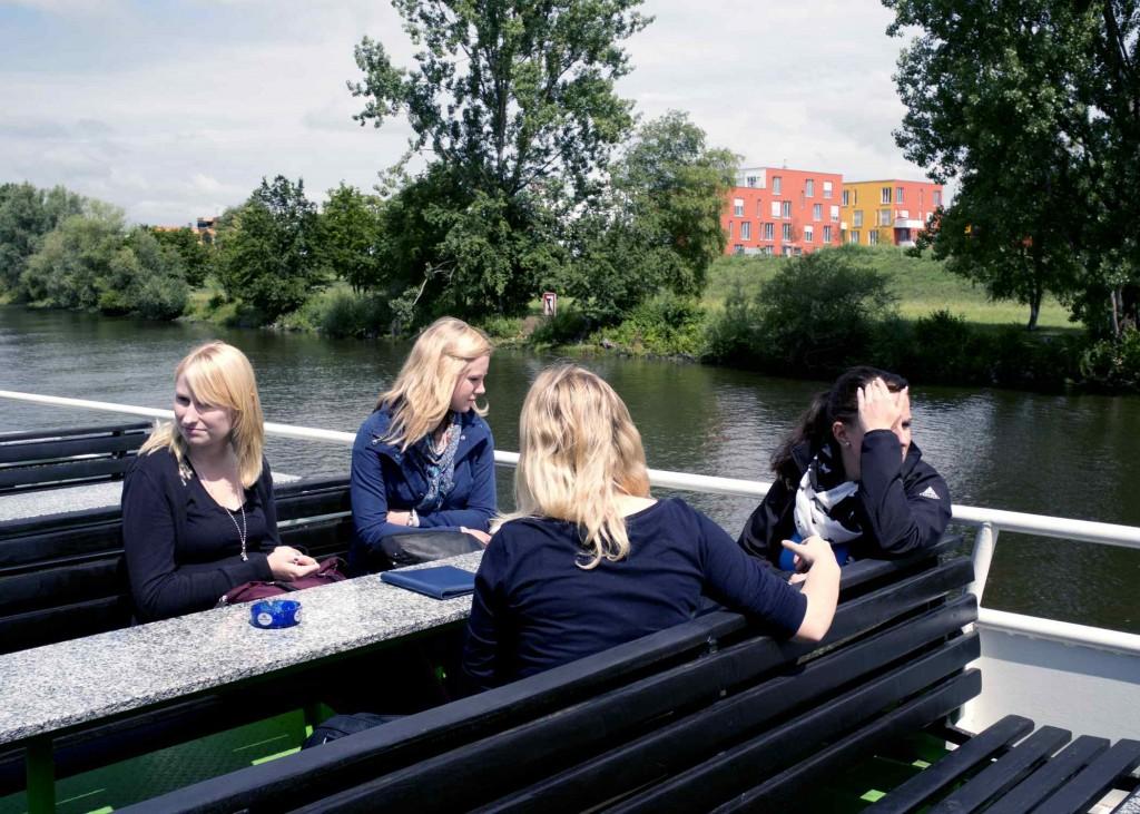 Danube Revisited: The Inge Morath Truck Project