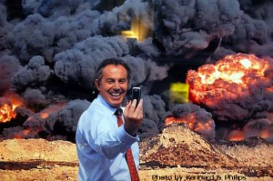 TonyBlair selfie Kennard & Philips
