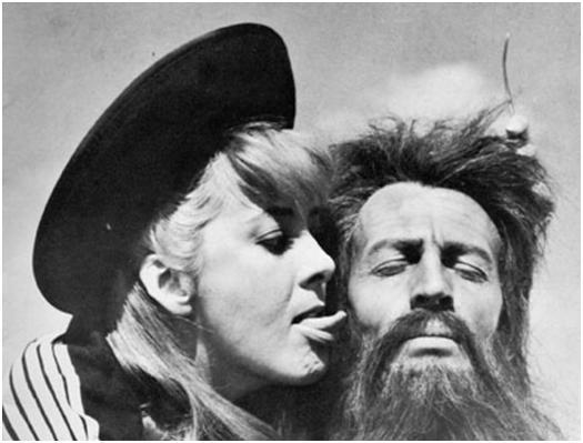 Simón del desierto. Luis Buñuel