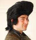Quim Pujol, crítico con peluca