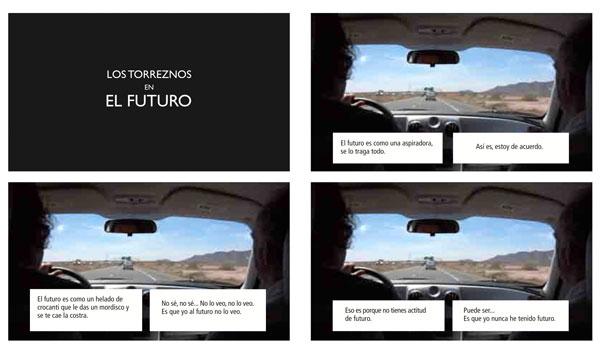 Los Torreznos. El Futuro, 2014.
