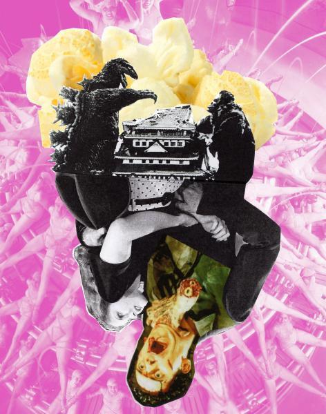 Cartel del Agitador Vórtex de Cris Blanco diseñado por Roger Adam y Momo Hagerman