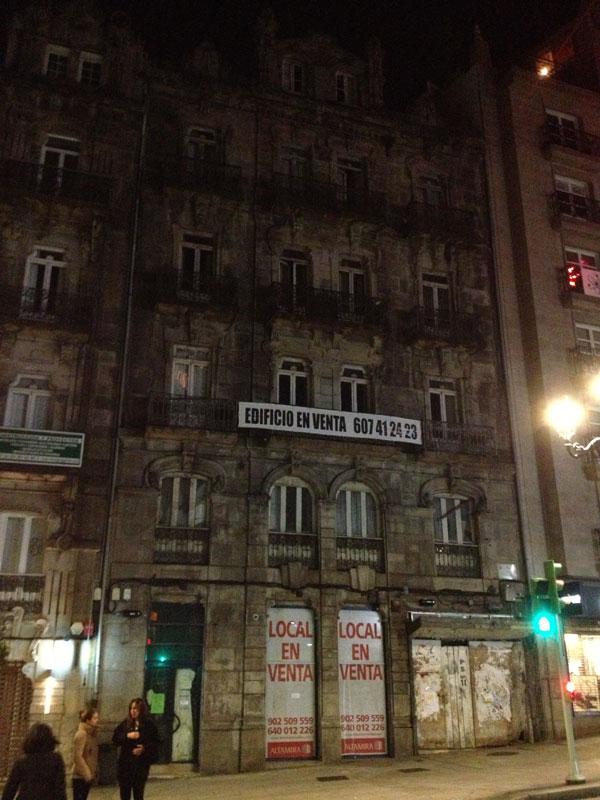 Edificio en venta en Vigo