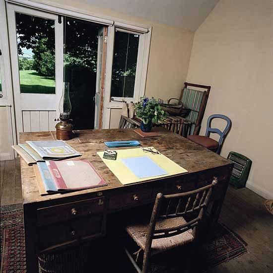 La habitación de Virgina Woolf