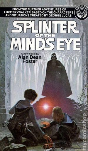 Portada del libro El ojo de la mente en edición original