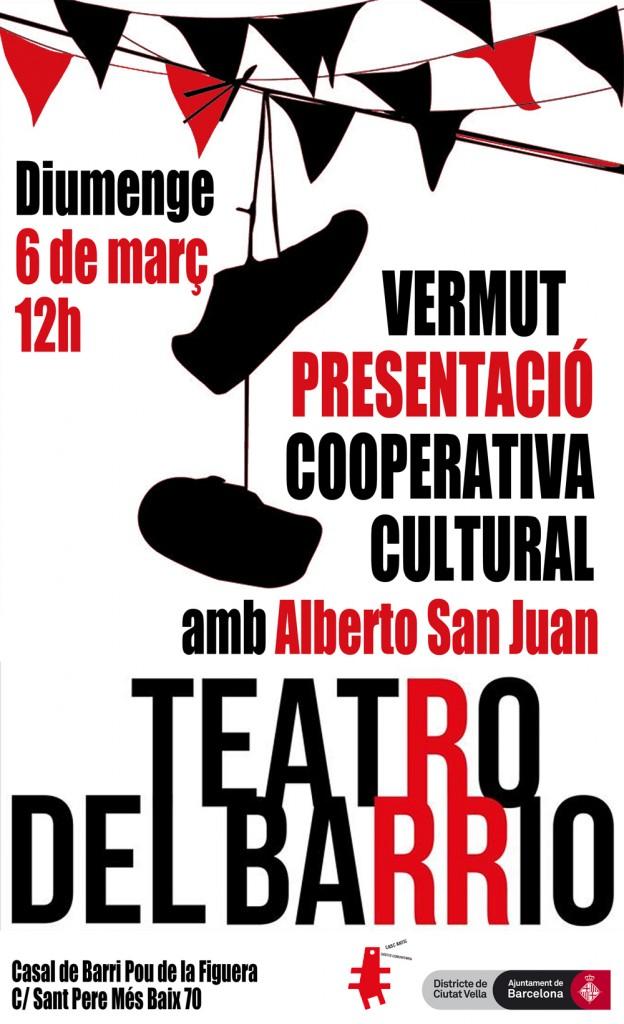Presentació Teatro del Barrio